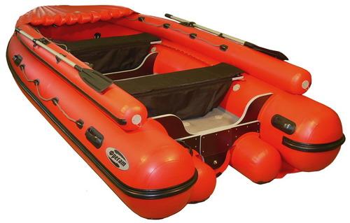 лодка пвх с двумя килями